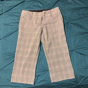 The Limited crop pants size 2